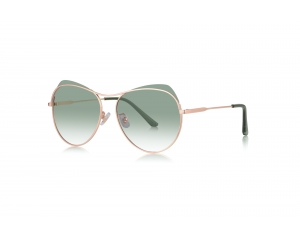 7100 cat eye sunglasses